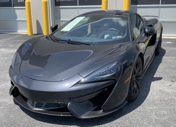 2019 McLaren 570S in Newtown Square, PA