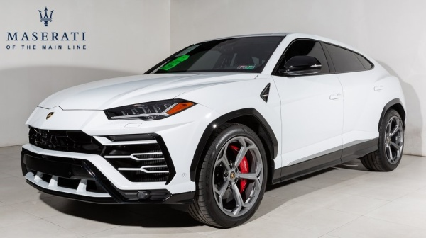 2019 Lamborghini Urus Urus