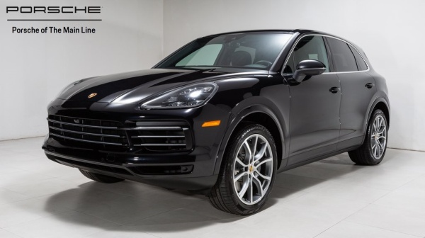 2019 Porsche Cayenne in Newtown Square, PA