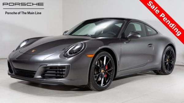 2019 Porsche 911