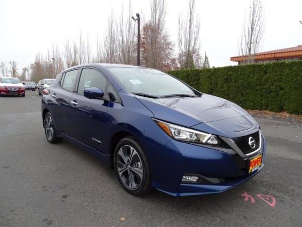 2019 Nissan LEAF in Salem, OR