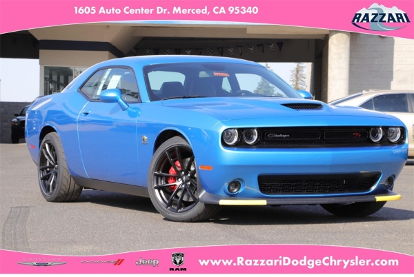 2019 Dodge Challenger in Merced, CA