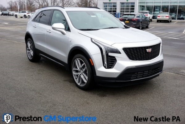 2019 Cadillac XT4 in New Castle, PA