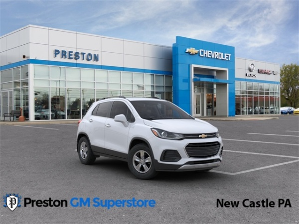2020 Chevrolet Trax in New Castle, PA