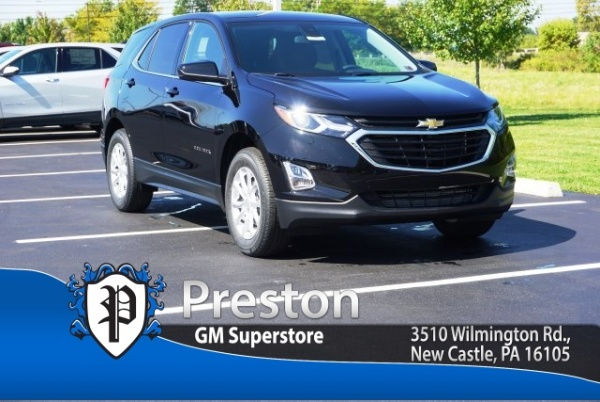 2020 Chevrolet Equinox in New Castle, PA