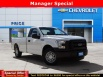 "2015 Ford F-150 XL: Regular Cab 141"" RWD for Sale in Pleasanton, TX"