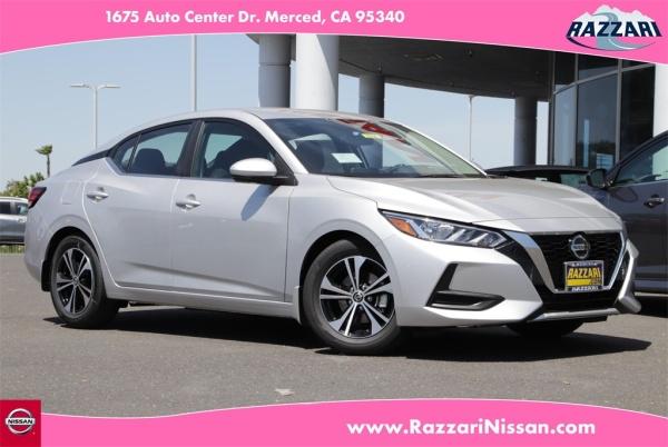 2020 Nissan Sentra in Merced, CA
