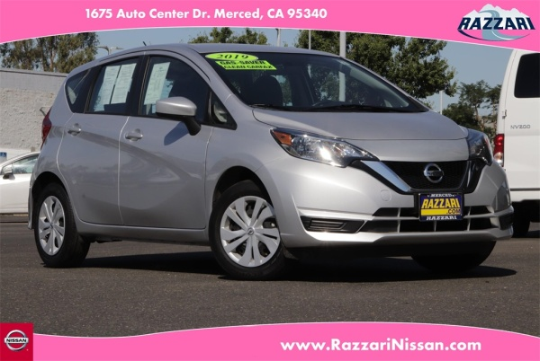 2019 Nissan Versa in Merced, CA
