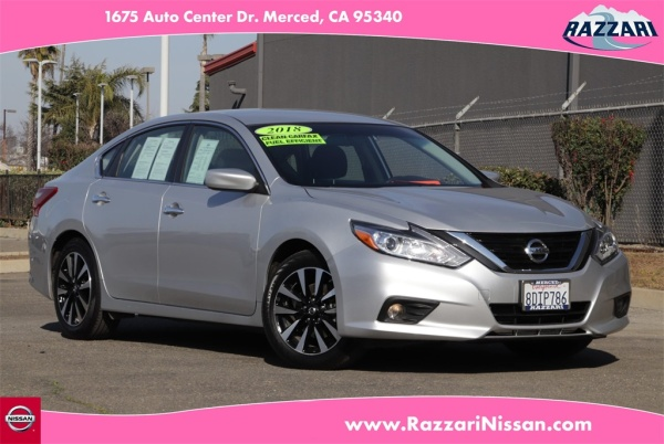 2018 Nissan Altima in Merced, CA