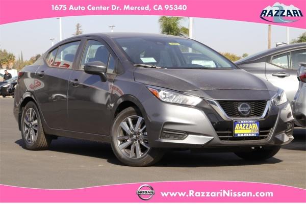 2020 Nissan Versa in Merced, CA
