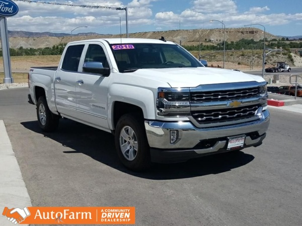 2018 Chevrolet Silverado 1500 in Price, UT