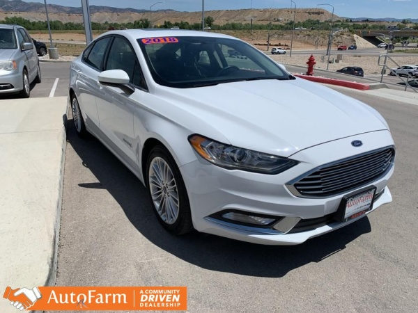 2018 Ford Fusion in Price, UT