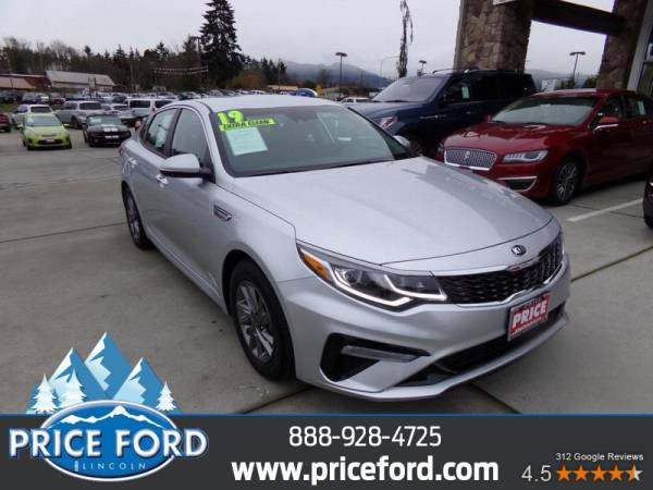 2019 Kia Optima in Port Angeles, WA