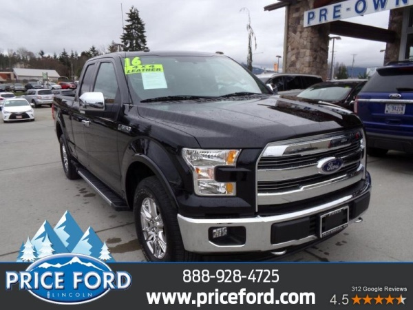 2016 Ford F-150 in Port Angeles, WA