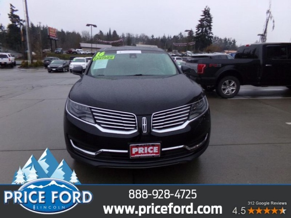 2016 Lincoln MKX in Port Angeles, WA