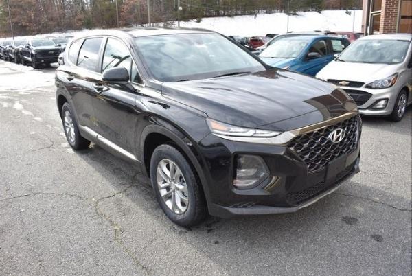 2019 Hyundai Santa Fe in Charlottesville, VA