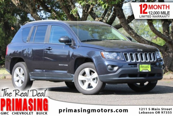2016 Jeep Compass in Lebanon, OR