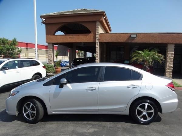 2015 Honda Civic in City of Industry, CA