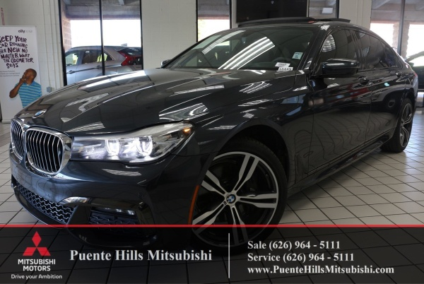 2016 BMW 7 Series in City of Industry, CA