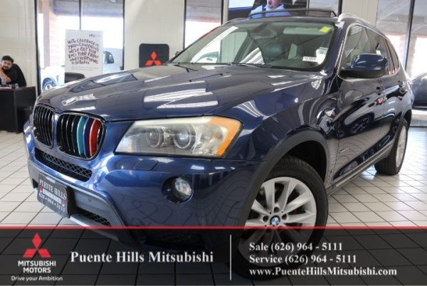 2011 BMW X3 in City of Industry, CA