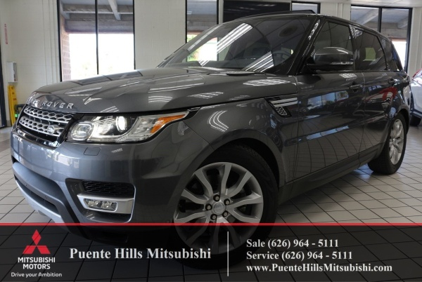 2016 Land Rover Range Rover Sport in City of Industry, CA