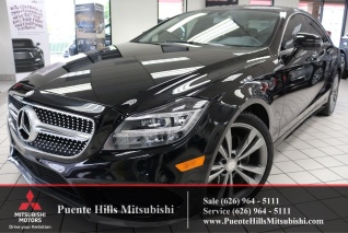 2016 Mercedes Benz Cls 400 Rwd For In City Of Industry Ca