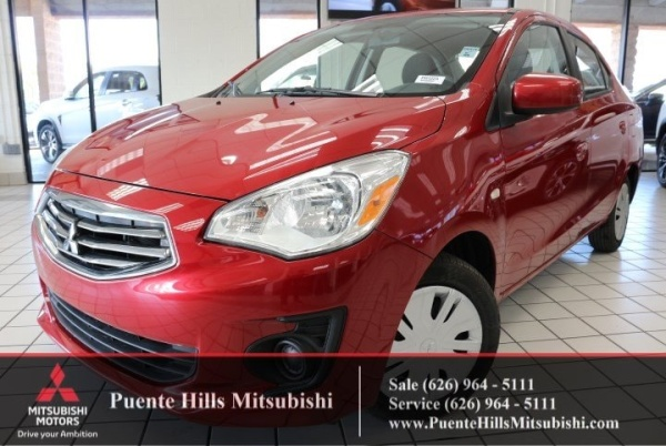 2017 Mitsubishi Mirage in City of Industry, CA