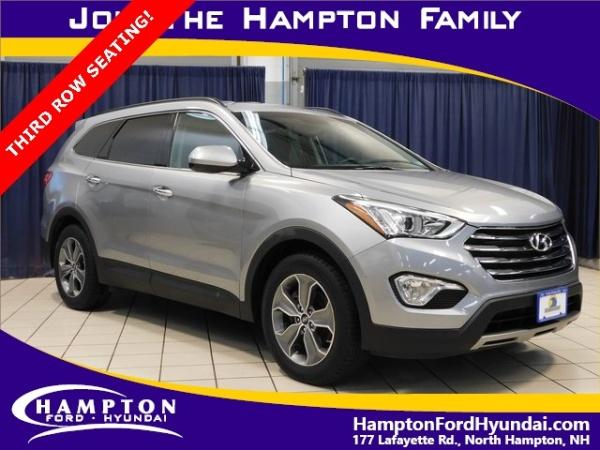 2016 Hyundai Santa Fe in North Hampton, NH