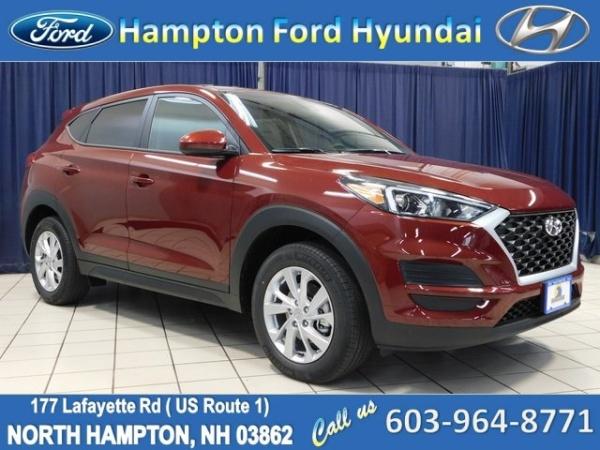 2020 Hyundai Tucson in North Hampton, NH