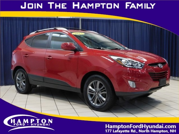 2015 Hyundai Tucson in North Hampton, NH