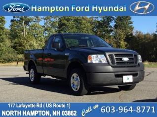 2007 Ford F 150 Xl Regular Cab 126 Rwd For In North Hampton