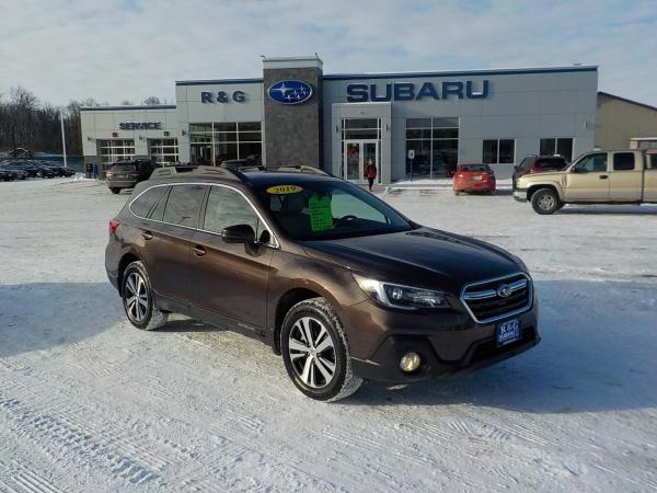 2019 Subaru Outback in Detroit Lakes, MN