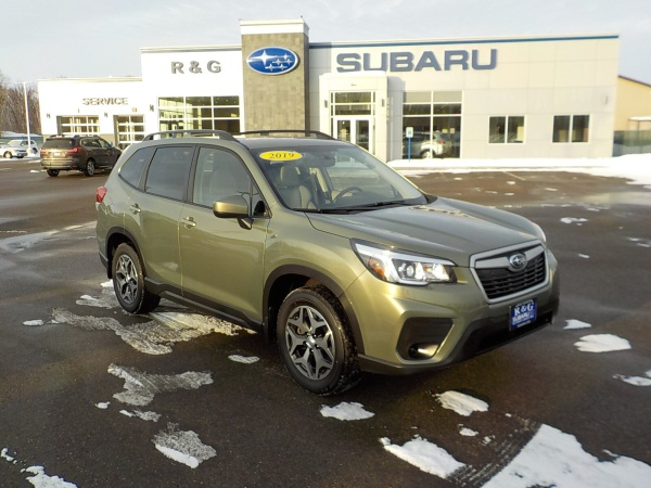 2019 Subaru Forester in Detroit Lakes, MN