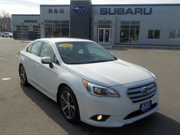 2016 Subaru Legacy in Detroit Lakes, MN