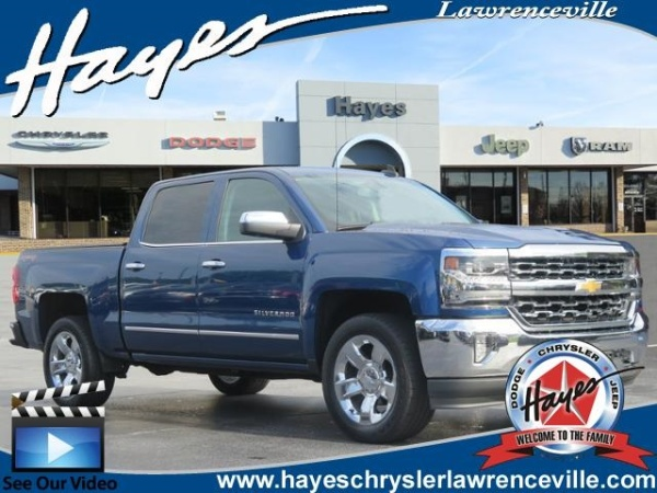 2017 Chevrolet Silverado 1500 in Lawrenceville, GA