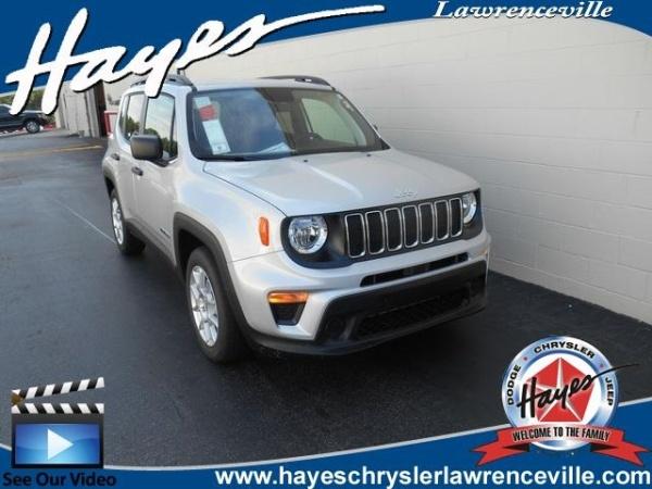 2019 Jeep Renegade in Lawrenceville, GA