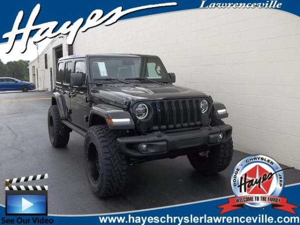 2019 Jeep Wrangler in Lawrenceville, GA
