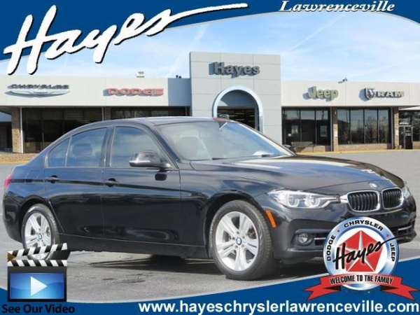2016 BMW 3 Series in Lawrenceville, GA