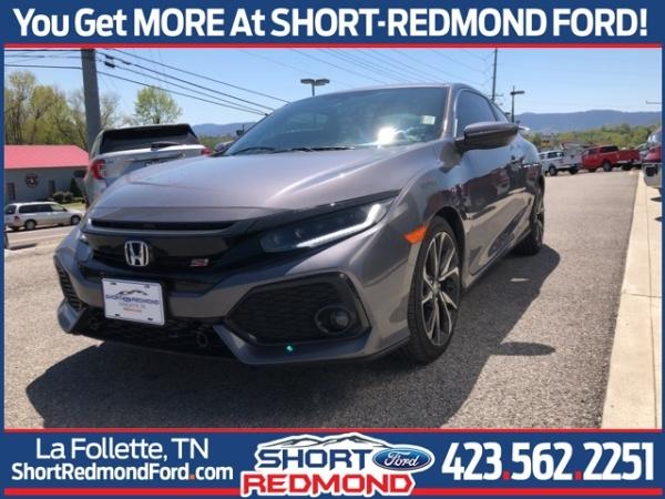 2018 Honda Civic in La Follette, TN