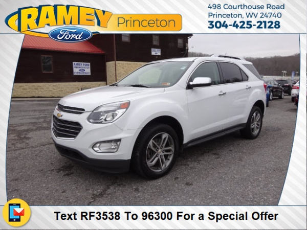 2016 Chevrolet Equinox in Princeton, WV