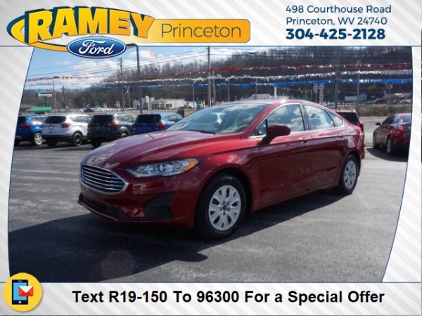 2019 Ford Fusion in Princeton, WV
