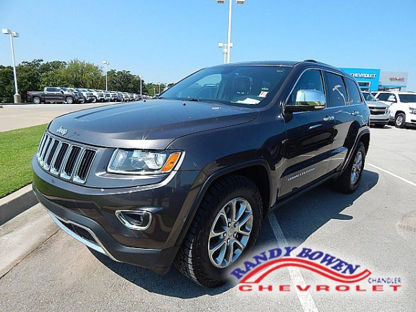 2016 Jeep Grand Cherokee in Chandler, OK