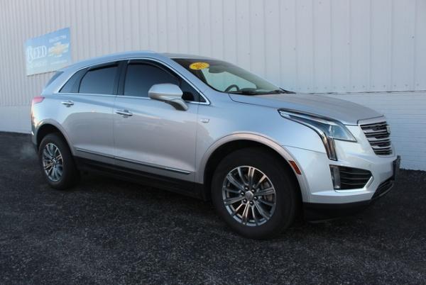 2017 Cadillac XT5 in Saint Joseph, MO