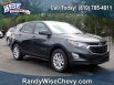 2020 Chevrolet Equinox LS with 1LS AWD for Sale in Flint, MI