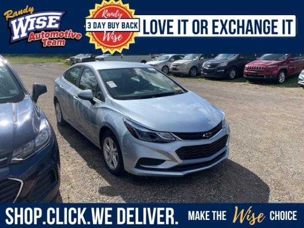 2017 Chevrolet Cruze in Flint, MI