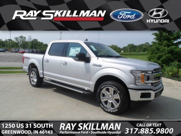 2019 Ford F-150 in Greenwood, IN