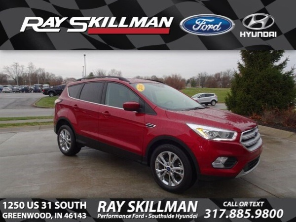 2018 Ford Escape in Greenwood, IN