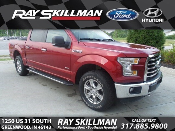 2016 Ford F-150 in Greenwood, IN