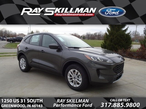 2020 Ford Escape in Greenwood, IN