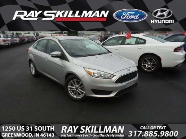 2016 Ford Focus in Greenwood, IN